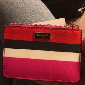 Kate spade coin purse/card holder
